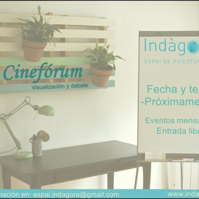 Cinefórum – Próximamente –