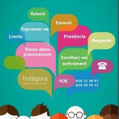 Taller de Comunicació i Assertivitat: Re-enfocant el diàleg
