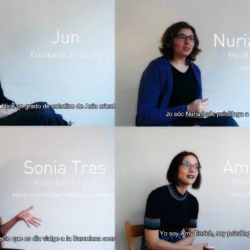 8M: Historia de mujeres, mujeres con historias.